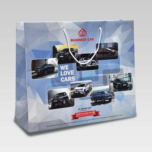 пакет с логотипом на заказ в караганде
